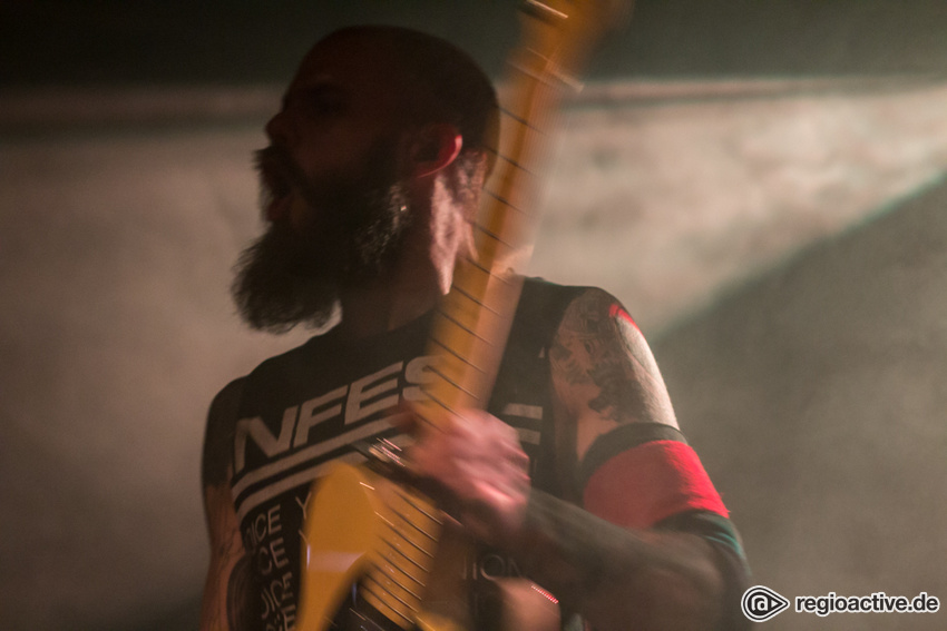 Baroness live im Conne Island in Leipzig